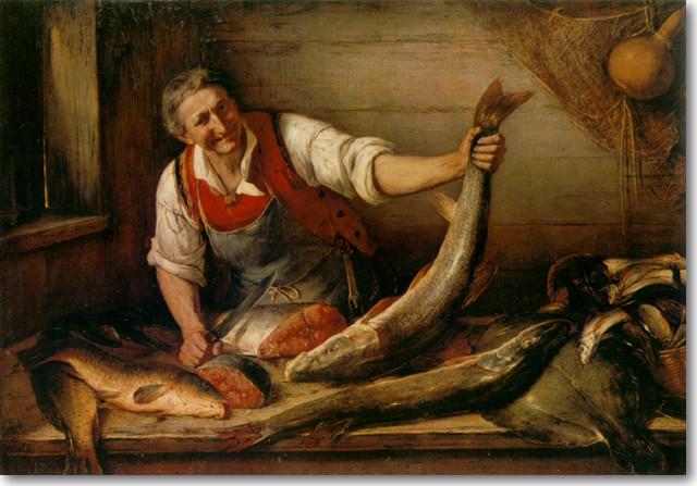 Βώκος Νικόλαος-Ψαράς, περ. 1890