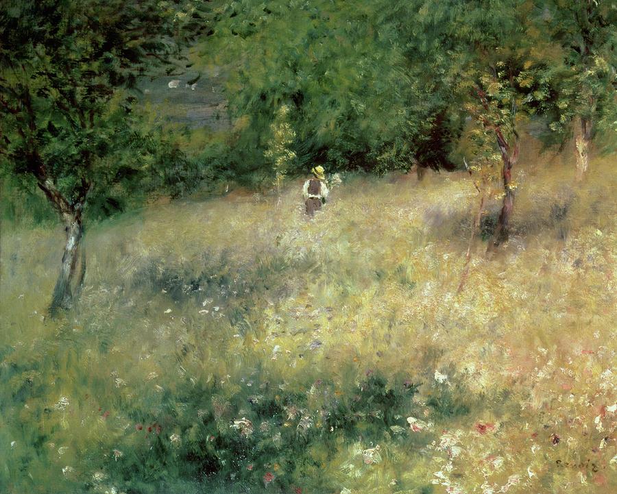 Springtime ή Spring at Chatou, περ.1875
