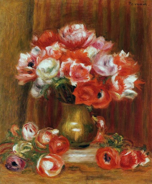 Anemones, 1909