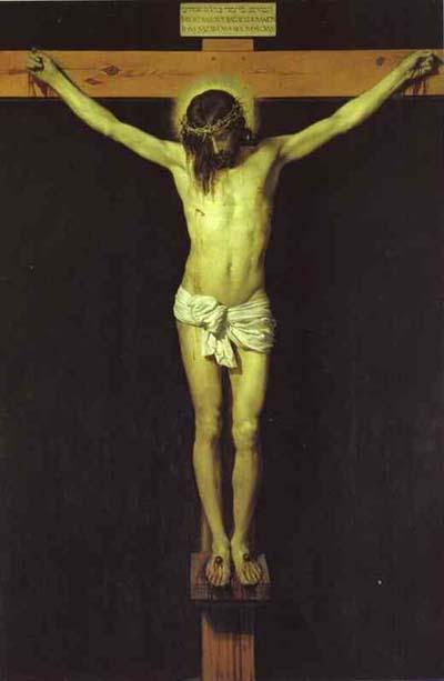 velazquezchristcrucified, 1632