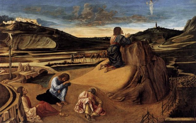 The Agony in the Garden, Giovanni Bellini