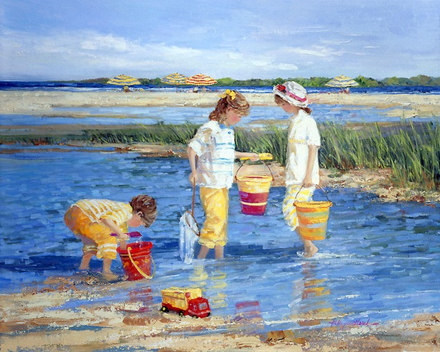 Sally Swatland- Summer Memories