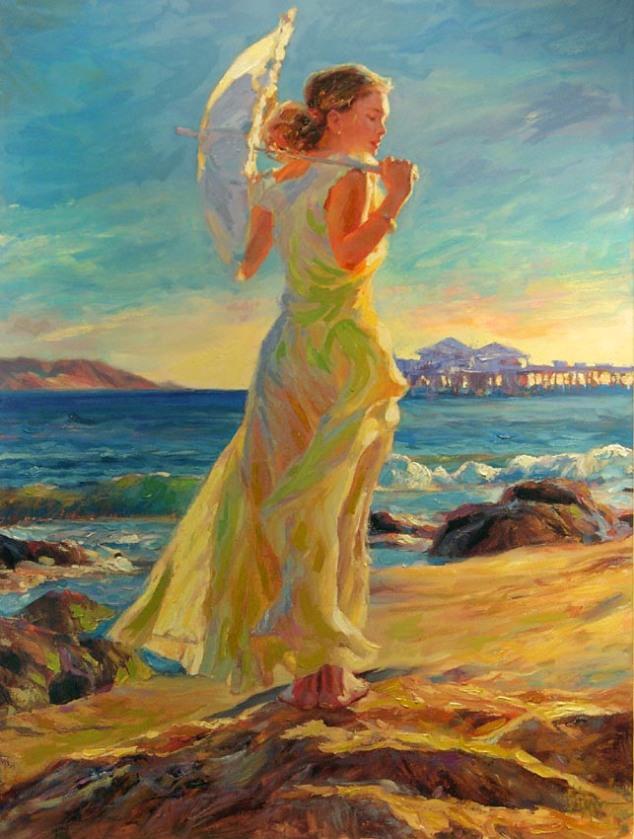 Vladimir Volegov Summer Wind