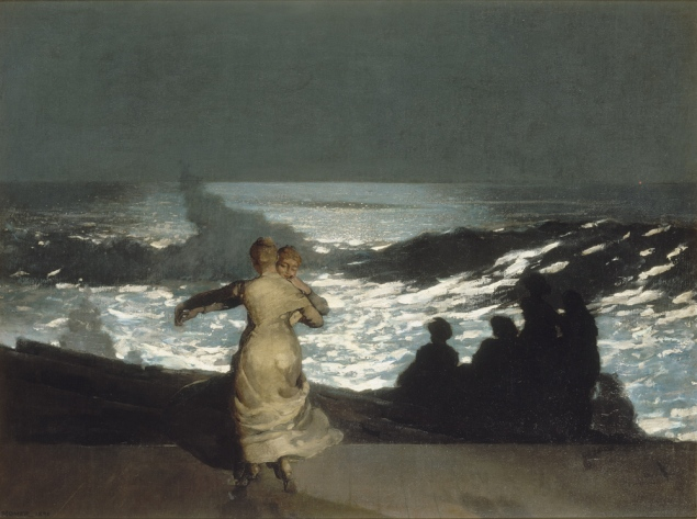 Winslow Homer, Summer night, 1890